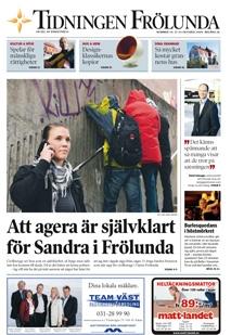 Tidningen Frölunda